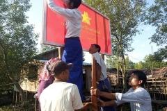2nd Quarter Chaung Thar Signboard (5)