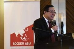 Attending  Progressive Alliance Meeting(3)