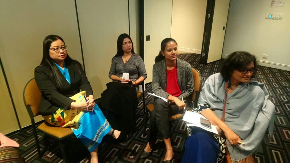 Australia Attending Forum (2)