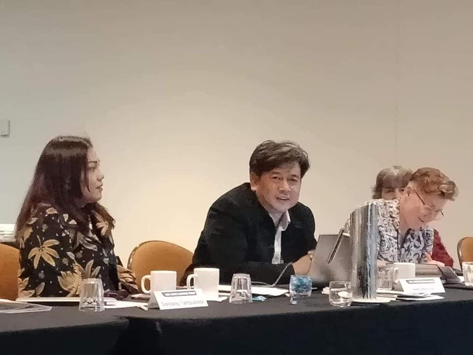 Australia Attending Forum (5)