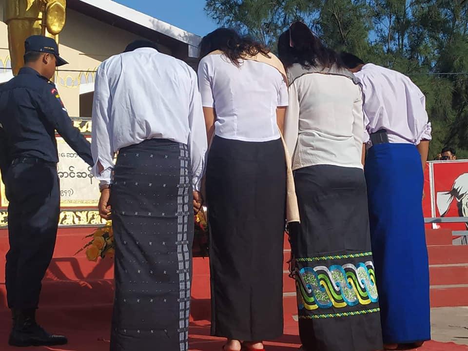 Martyrs'day Myingyan (2)