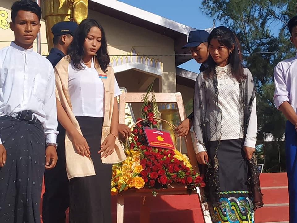 Martyrs'day Myingyan (3)