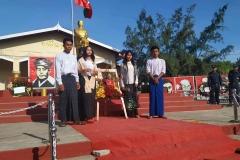 Martyrs'day Myingyan (1)