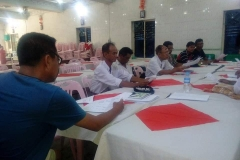 Meeting with members from Pyae (10)
