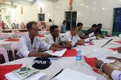 Meeting with members from Pyae (2)
