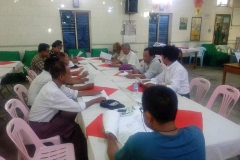 Meeting with members from Pyae (3)