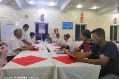 Meeting with members from Pyae (5)