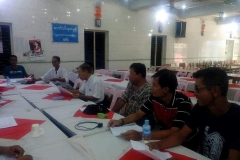 Meeting with members from Pyae (6)