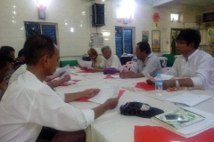 Meeting with members from Pyae (7)
