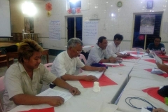 Meeting with members from Pyae (8)