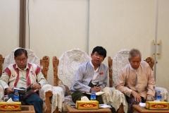 Mrauk-oo visit (1)