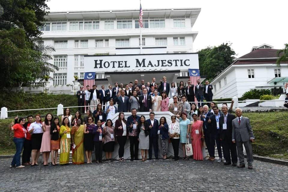 Attending  Progressive Alliance Meeting(7)
