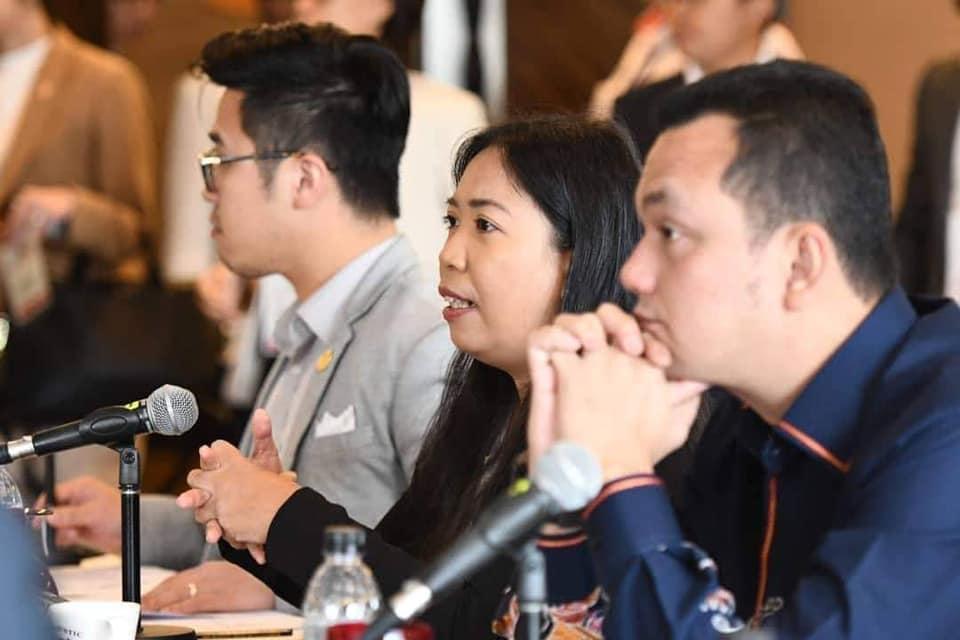 Attending  Progressive Alliance Meeting(8)