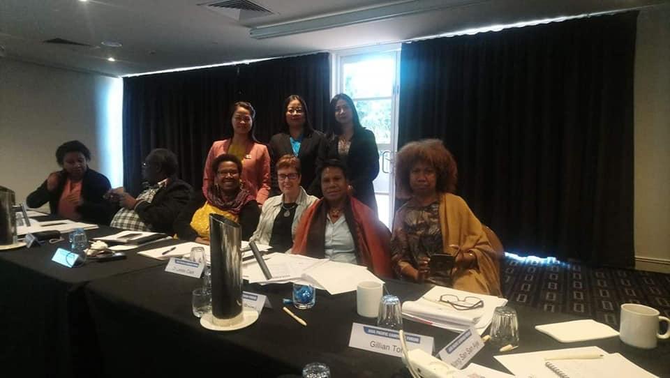 Australia Attending Forum (4)