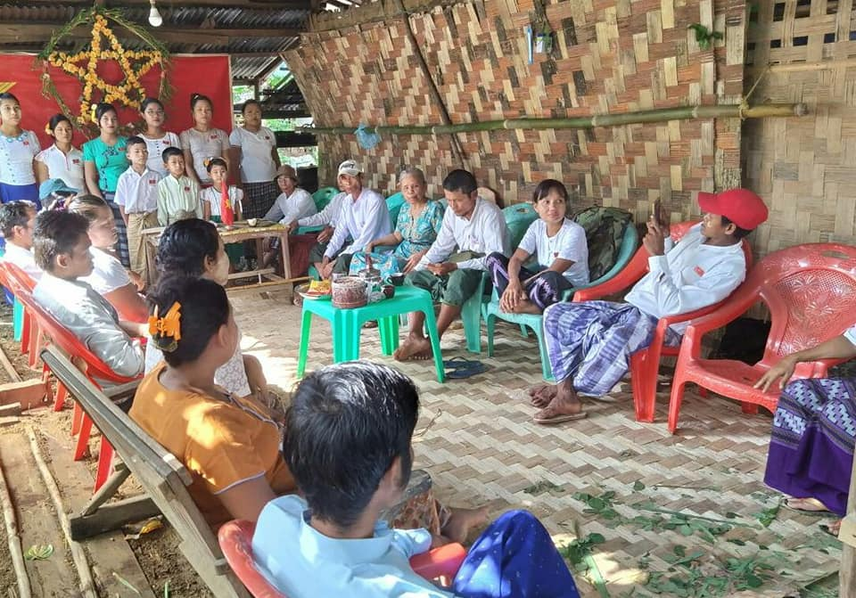 Martyrs day chaung thar(3)