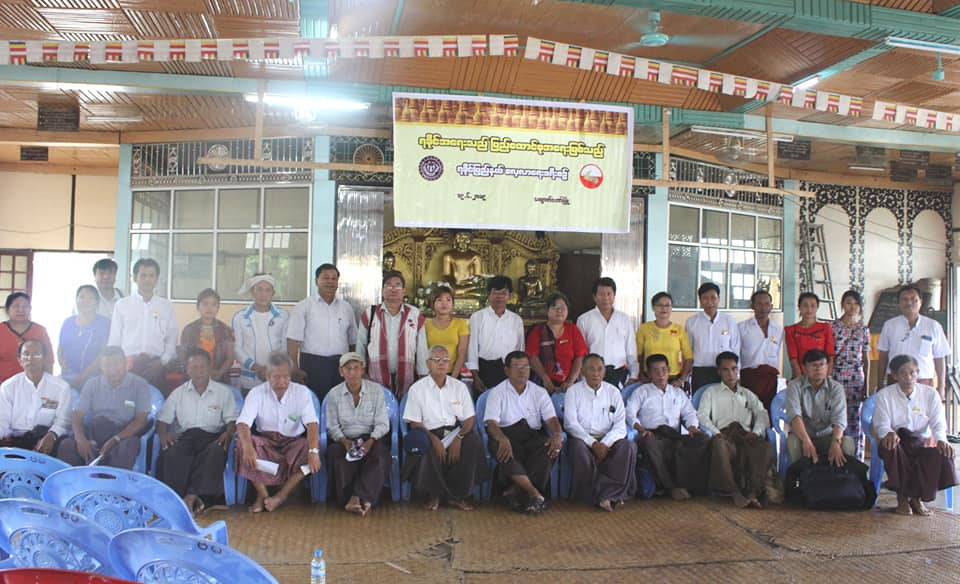 Meeting with Kyawtaw villagers (14)