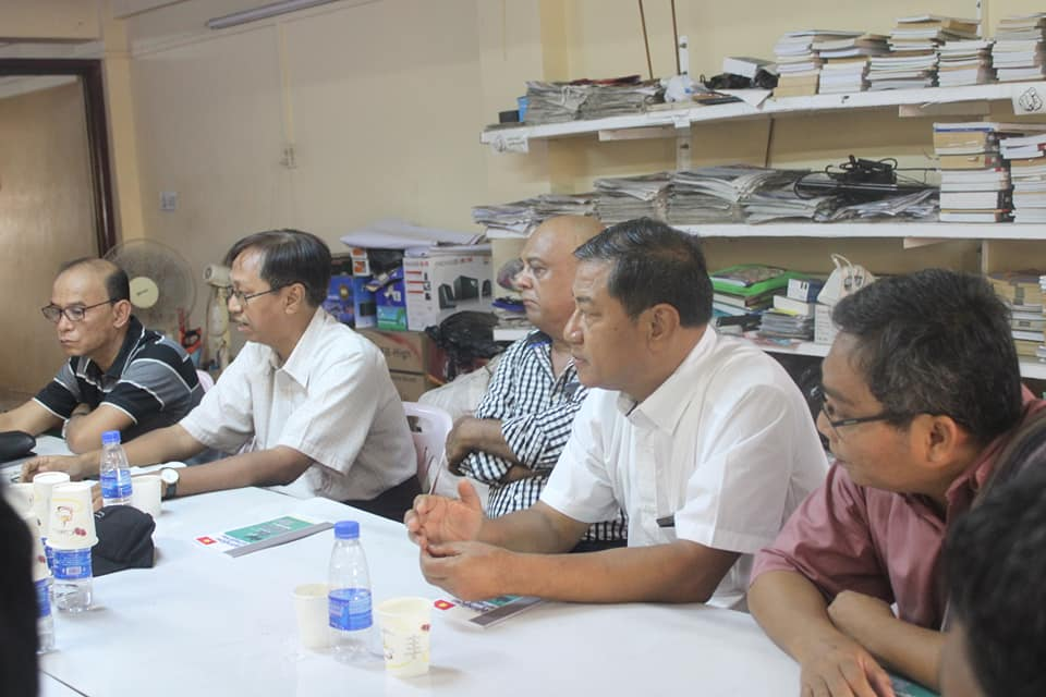 Meeting with democratic alliance (8)