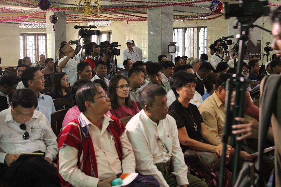 Rakhine Affairs Talk (15)