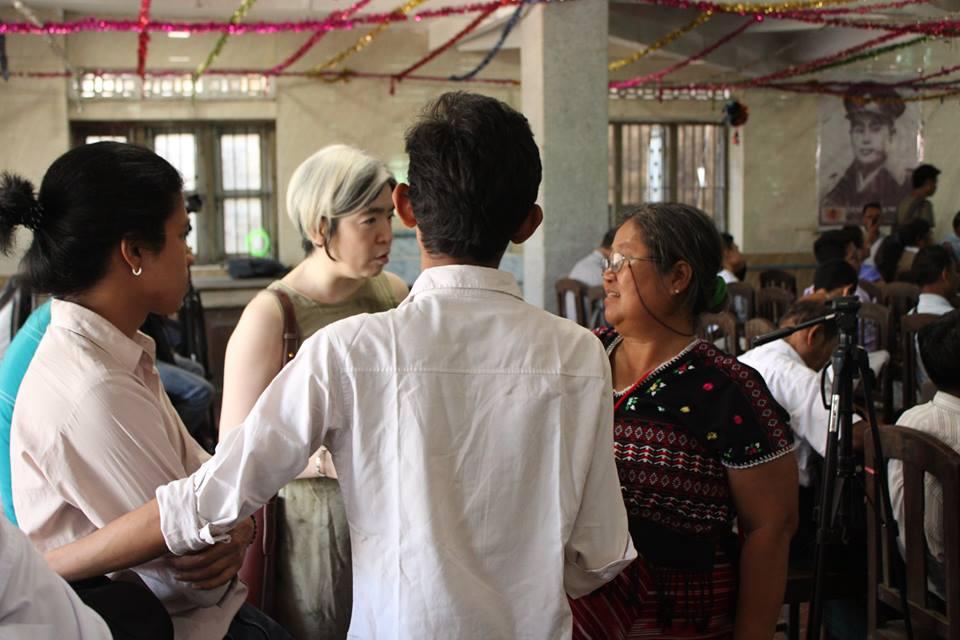 Rakhine Affairs Talk (2)