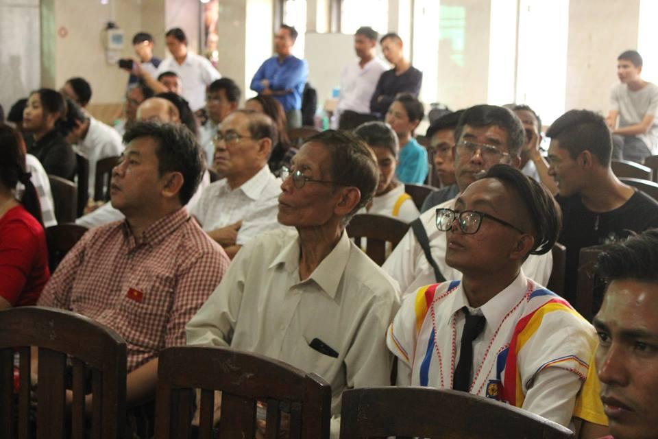 Rakhine Affairs Talk (21)