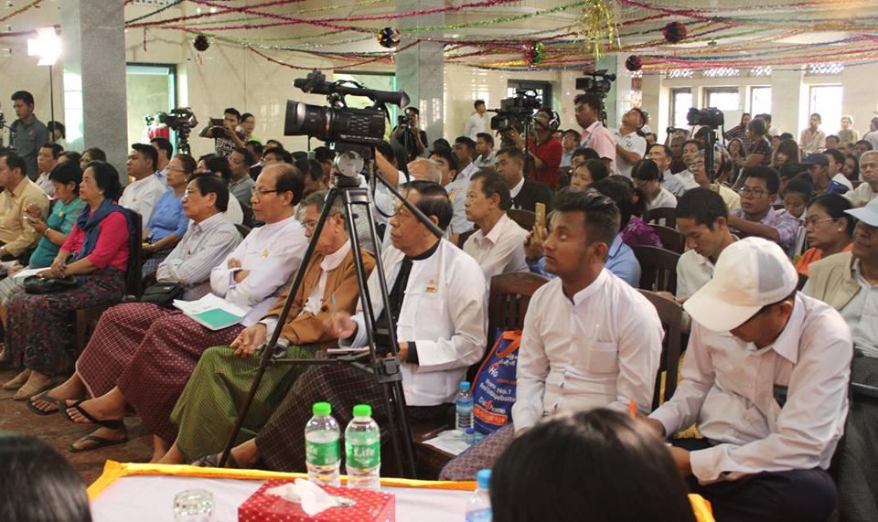 Rakhine Affairs Talk (22)