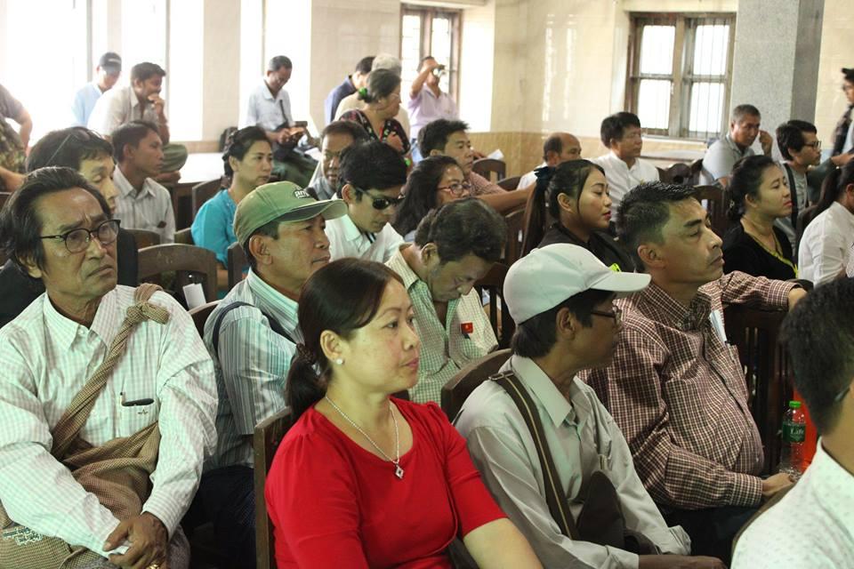 Rakhine Affairs Talk (25)