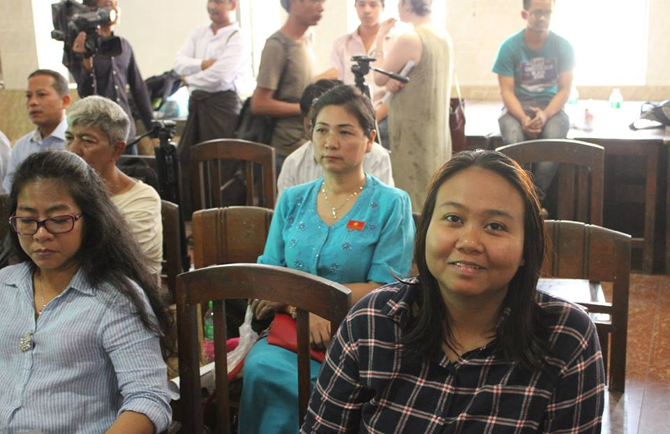 Rakhine Affairs Talk (28)