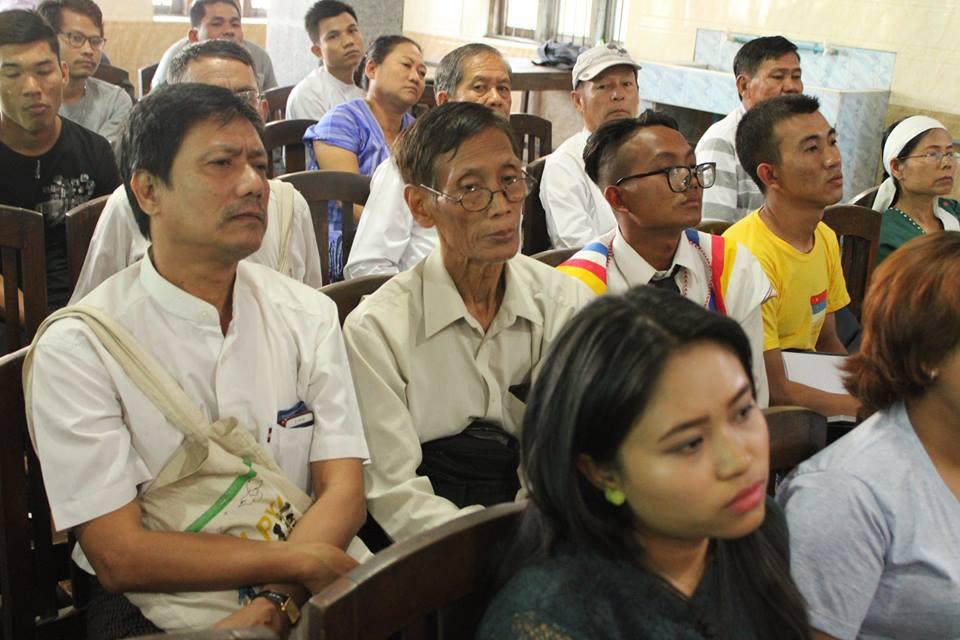 Rakhine Affairs Talk (4)