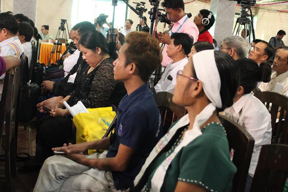 Rakhine Affairs Talk (5)