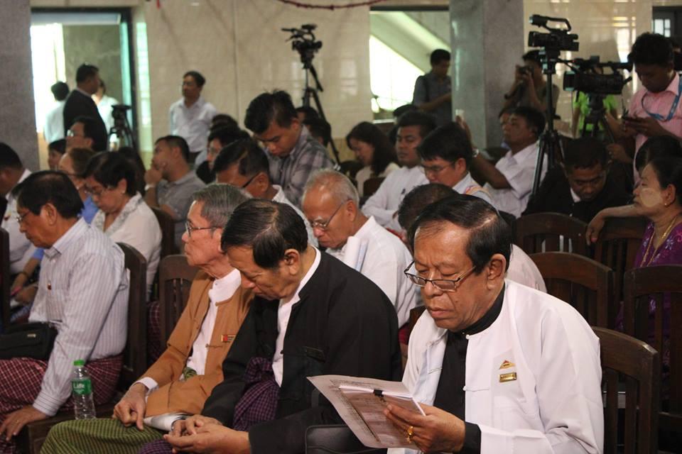 Rakhine Affairs Talk (6)