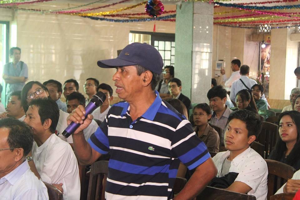 Rakhine Affairs Talk (8)
