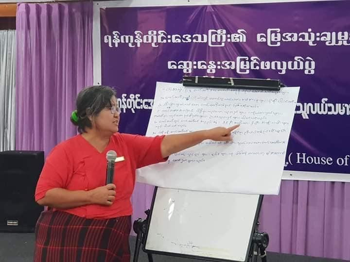 Yangon region land policy (3)